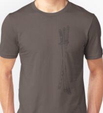 Roronoa Zoro Katanas Unisex T-Shirt