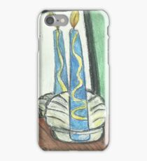 Light One Candle iPhone Case/Skin