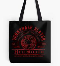 Hellmouth Tote Bag