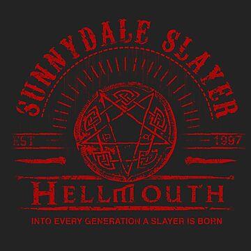Hellmouth de fanfreak1