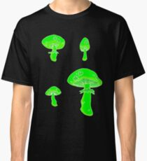 glowing mushrooms Classic T-Shirt