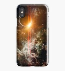 3d Rendered Space Scene iPhone Case
