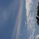 Rainbow Cloud by Linda Storm