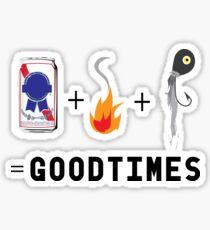 goodtimes Sticker