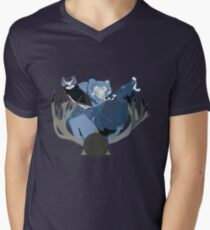 Inverted Forest Animals T-Shirt