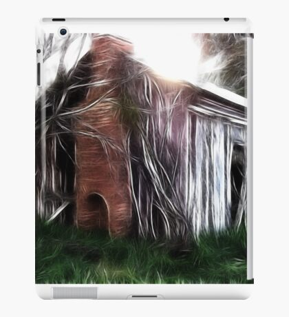 The Hut Revisited iPad Case/Skin