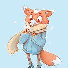 « Little Fox » par Maureen Casulli