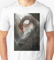 Dark Dragon Unisex T-Shirt