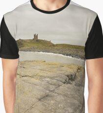 Dunstanburgh Castle Graphic T-Shirt
