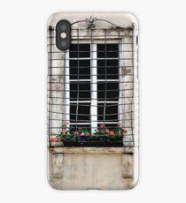 Renaissance Palazzo Window iPhone Case
