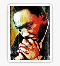 mlk Sticker