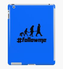 #FollowMe iPad Case/Skin