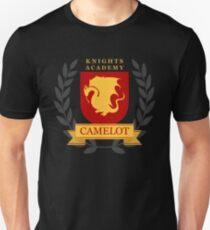 Camelot Knights Academy Print T-Shirt