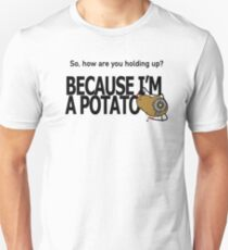 Potato GladOS T-Shirt