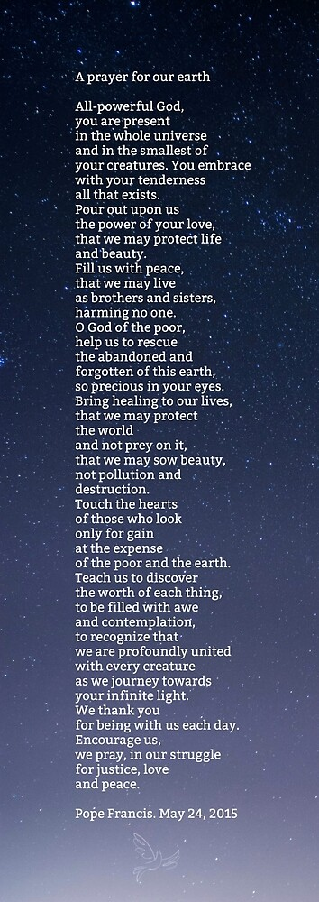 A prayer for our earth/2 by WolfShadow27