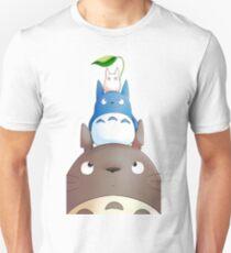 Mein Nachbar Totoro - 6 Slim Fit T-Shirt