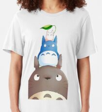 My Neighbor Totoro - 6 Slim Fit T-Shirt