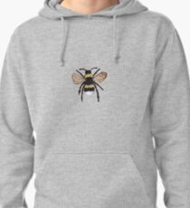 bumble bee Pullover Hoodie