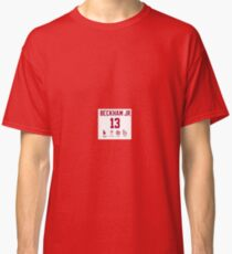 Odell Beckham Funny Stats Classic T-Shirt