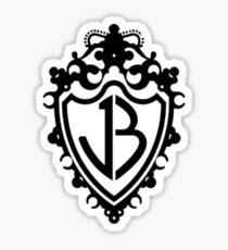Jonas Brothers old logo Sticker
