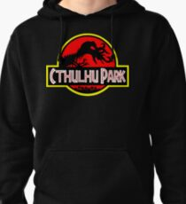 Cthulhu Park Pullover Hoodie