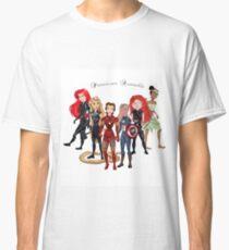 Princesses Assemble  Classic T-Shirt