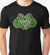 Weed Diamond Swag Unisex T-Shirt