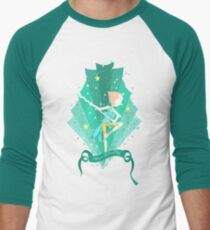 Steven Universe: Strong in the Real Way Men's Baseball ¾ T-Shirt
