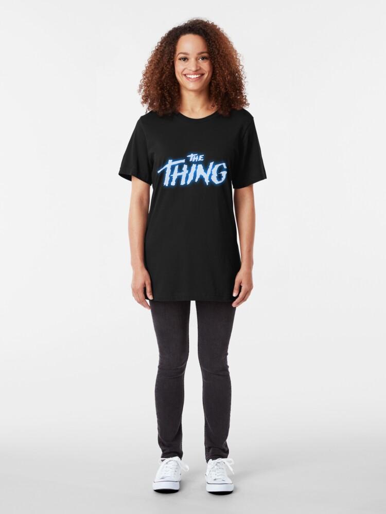 Alternative Ansicht von Sache82 Slim Fit T-Shirt