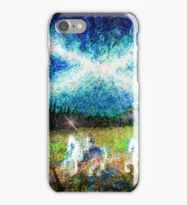 story of the saltire  iPhone Case/Skin