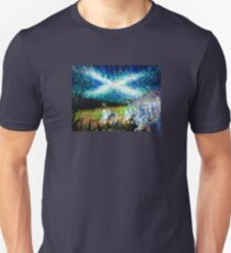 story of the saltire  Unisex T-Shirt