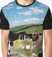 The Road to Clonakilty Graphic T-Shirt