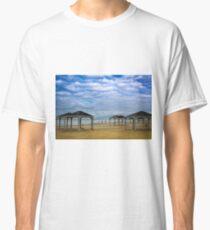 Winter on the Beach Classic T-Shirt