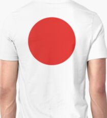 JAPAN, JAPANESE, Circle of the sun, Red Circle, Japanese Flag, National Flag of Japan, Hinomaru, Nisshōki, Sun Mark Flag, Nippon T-Shirt