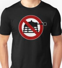 No Daleks Unisex T-Shirt