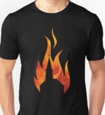 Church Burner - Flame Slim Fit T-Shirt