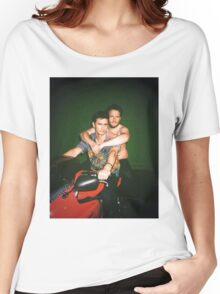 Seth Rogen and James Franco Women's Relaxed Fit T-Shirt
