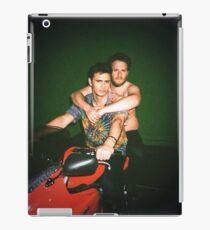 Vinilo o funda para iPad Seth Rogen y James Franco