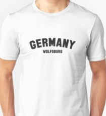 GERMANY WOLFSBURG Unisex T-Shirt
