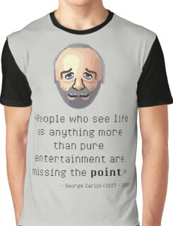 George's point of view Graphic T-Shirt