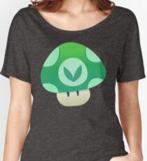 Vinesauce Mushroom Vector Women's Relaxed Fit T-Shirt