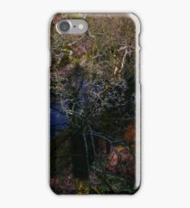 Border-Land - A View  iPhone Case/Skin