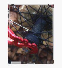 Bike Rear iPad Case/Skin
