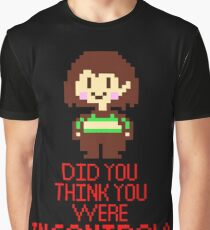 Undertale Chara Graphic T-Shirt