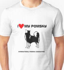 I <3 MY POMSKY T-Shirt