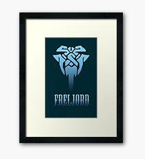 Freljord Framed Print