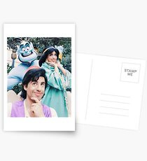 Aladdin Totem Pole Postcards