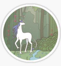 The Last Unicorn Sticker