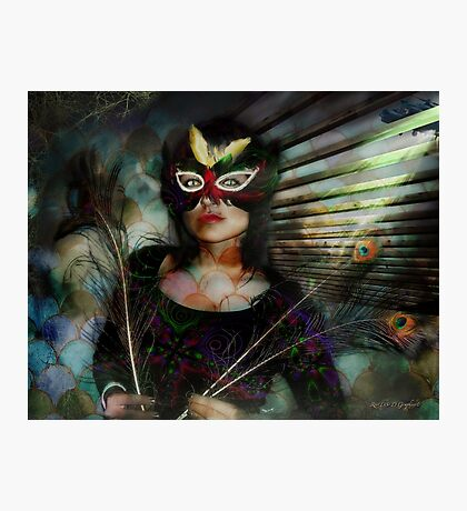 Dirty Pretty Things (Art & Poetry) Photographic Print