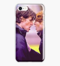 Matt Smith and Karen Gillan iPhone Case/Skin